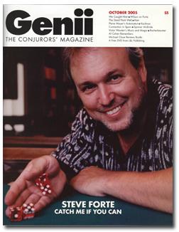 Casino Game Protection - Steve Forte - Vanishing Inc. Magic shop